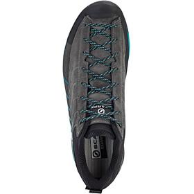 Scarpa M's Mescalito GTX Shoes shark/lake blue